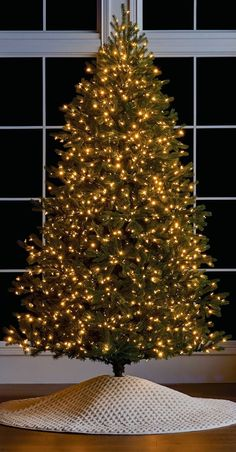 Our Oregon Pine Color Changing Tree combines lifelike beauty with unique lights designed to match your decor or your mood. In the glow of up to 1,700 LEDs, select from Warm White or Multicolor steady lights, or choose the color-changing or twinkle functions. This lush evergreen will become the centerpiece of your holiday decor.