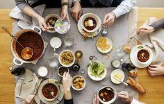 dinner -- photo by Jennifer Causey.