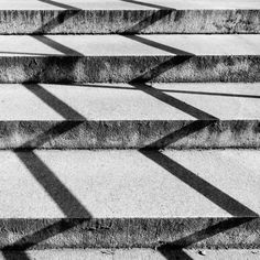 "Day 663 [4-13-15] ""Zigged & Zagged"" - Steps making sharp alterations to a formerly straight shadow. (weekly theme: ""pattern"" 