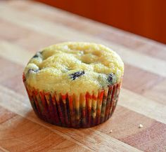 Craving a breakfast treat that is cakey, sweet but low on carbs? Voila. These gorgeous little gems are low carb blueberry muffins made wit...