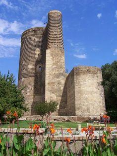 Maiden Tower,Baku, Azerbaijan