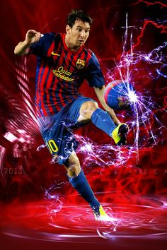Lionel Andrés Messi is an Argentine footballer who plays for La Liga club FC Barcelona and as the captain of the Argentina national team, p. Barcelona Hd, Fc Barcelona Wallpapers, Lionel Messi Barcelona, Barcelona Shirt, Barcelona Tattoo, Barcelona Players, Messi Pictures, Soccer Pictures, Deporte