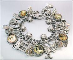 Cat Charm Bracelet