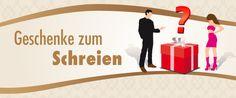 Geschenke zum Schreien - Zalando hilft bei der Geschenksuche!