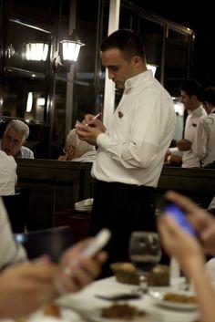 Etiquette -  Un restaurant in care vei putea savura o mancare de peste delicioasa