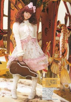 ❤ fLeuritta ❤: Lolita Fashion | The Cutest Ms. Misako Aoki