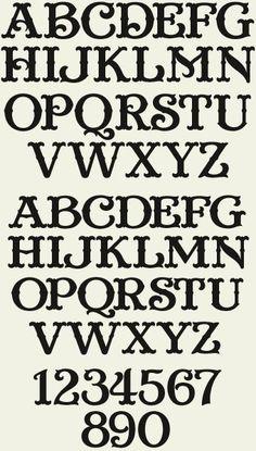 sorcery and magic symbols Graffiti Lettering Fonts, Tattoo Lettering Fonts, Hand Lettering Alphabet, Calligraphy Alphabet, Lettering Styles, Calligraphy Fonts, Typography Letters, Lettering Design, Font Styles