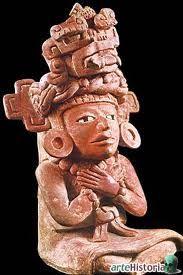Figurilla zapoteca