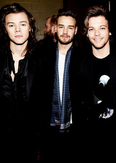 Love them. Now just add Niall and it's a perfect 4/4