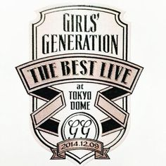 #tokyo #dome #live #concert #snsd #soshi #GG #do #the #best #keep #smiling #and #going #on #life #is #beautiful
