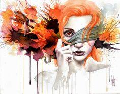 Beautiful Watercolor Paintings Design | Effective Design World | Effective