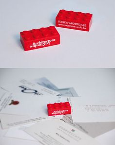 32 Architects Business Cards Inspiration | Gallery Heart