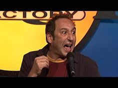 Jeremy Hotz - Crows and Dogs (Stand Up Comedy)