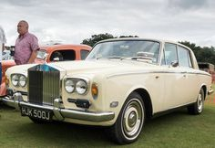 1970 Rolls-Royce Saloon (chassis SRH9452)