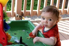 Why You Want a Water Table (and 10 creative ways to use one!) from Fun at Home with Kids