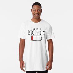 Big hug shirts and hoodies for men! Design T Shirt, Shirt Designs, T Shirt Halloween, Halloween Boo, T Shirt Long, Men's Fashion, Tshirt Colors, Chiffon Tops, Sleeveless Tops