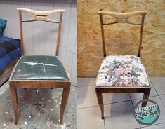 CHAIR RENOVATION Dining Chairs, Handmade, Diy, Furniture, Home Decor, Hand Made, Decoration Home, Bricolage, Room Decor