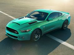 2015 Mustang Shelby ...and the tradition continues.