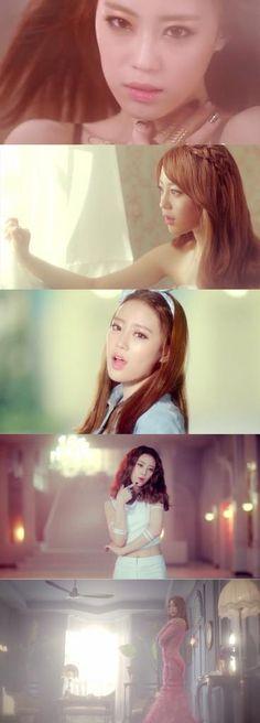 KARA - Mamma Mia MV YoungJi