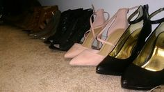 Womens high heels Sz 10   @salesfortoday Follow FOR DISCOUNTS AND Updates ON New Items. also check out www stores.ebay.com/jenscreationstx