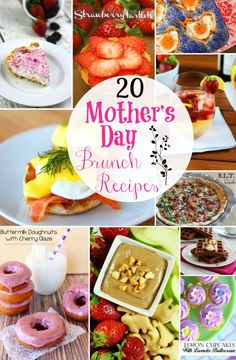 Mother's Day Brunch Recipes @HomeLifeAbroad.com #mothersday #brunch #recipe