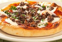 macsween-haggis-pizza. A great evening snack.