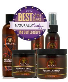 Curly Hair Tips, Styles & Products - NaturallyCurly