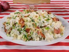 Potato salad, Sandra Lee