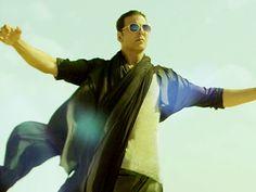 Sneak peek: Akshay Kumar in Boss title song http://ndtv.in/15OrU5E
