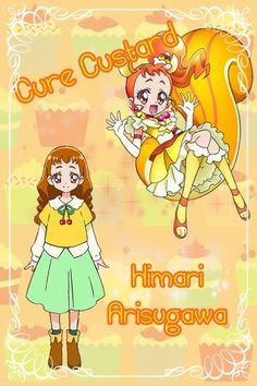 Cure Custard (Kirakira Precure A la Mode!)