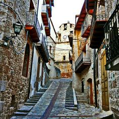 #matarranya20 #beseit #Padgram Photography Ideas, Around The Worlds, Landscape, World, Stone Houses, Cozy, Places To Visit, Countries, Cities