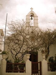 Church in Greece - Crete
