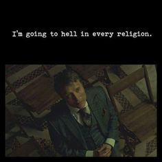 Hannibal | Condemned in every religion