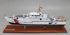 """24"""" US Coast Guard Sentinel Class Cutter Model - USCGC Bernard C. Webber (WPC-1101) SD Model Makers offers museum quality US Coast Guard vessel models in ANY size or scale. www.sdmodelmakers.com"""