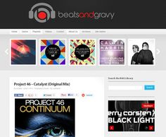 Beats and Gravy music blog | www.beatsandgravy.com | Zillapress