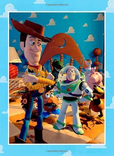 Toy Story: The Art and Making of the Animated Film: John Lasseter, Steve Daly: 9780786861804: Amazon.com: Books