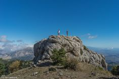 A 12 kilometer hike in de Sierra de las Nieves, in southern Spain through a barren altoplano, the height difference is 600 meters. Smurf Village, Forest Path, Mountain Village, Snow Mountain, The Province, Sierra, Bouldering, In The Heights, Mount Rushmore