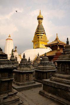 Swayambhunath Temple, Kathmandu, Nepal, www.marmaladetoast.co.za #travel find us on facebook www.Facebook.com/marmaladetoastsa #inspired #destinations