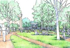 Plymouth State University Campus Master Plan Goody Clancy Planning Urban Design