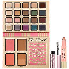 Too Faced - A Few of My Favorite Things   #sephora