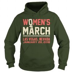 Womens March 2018 on Las Vegas Nevada on 20 January Shirt Hoodie LIMITED TIME ONLY. ORDER NOW if you like, Item Not Sold Anywhere Else. Amazing for you or gift for your family members and your friends. Thank you