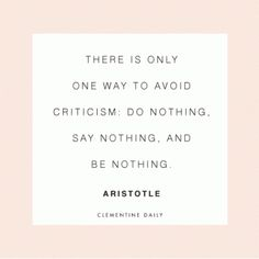 Daily Quote | Clementine Daily