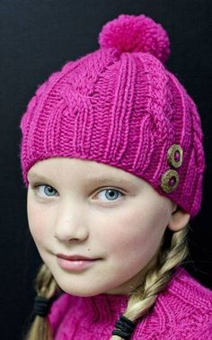 Suurenna kuva Knitting Yarn, Baby Knitting, Crochet For Kids, Knit Crochet, Knitted Hats, Projects To Try, Crochet Patterns, Crafts, Craft Ideas