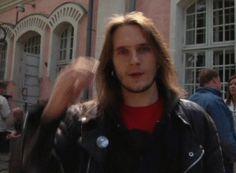 Mathias from Turisas (GIF)