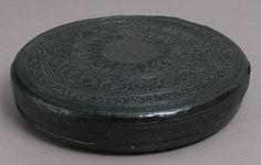 Round Box  Date: 15th–16th century Culture: Italian