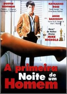 """Cine Set: Classic Movies: """"A Primeira Noite de Um Homem"""", com Dustin Hoffman"""