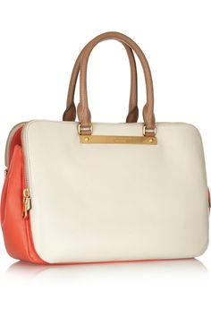 Marc by Marc Jacobs|Goodbye Columbus leather tote|NET-A-PORTER.COM