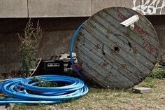 Here is a series of urban installations and photographs by Madrid-based street artist SpY …