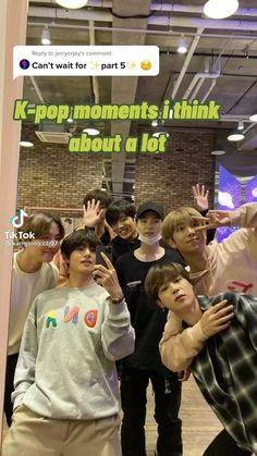 Bts Memes, Funny Memes, Fandom Kpop, Dance Kpop, Teen Life Hacks, Bts Book, K Pop Music, Bts Funny Videos, Kpop Guys