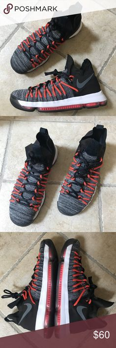 Nike KD IX Elite Basketball Shoes High-top Air Max